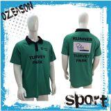 Kundenspezifische Drucken-Shirt-Männer, unbelegtes Polo-Hemd