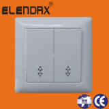 interruptor da parede de 1gang 1way com luz da UE com 10A /Switches e tipo dos soquetes (F6101)