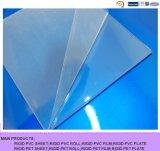folha transparente mais grossa do PVC de 5.0mm para a formação do vácuo