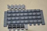 Hochleistungsverpacken-Maschinerie-Spitzenrollen-modularer Riemen