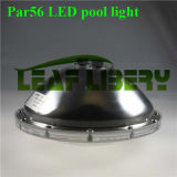 Outdoor Marine Yachting를 위한 PAR56 LED Pool Light Piscina 54W 12V RGB IP68 18X3w LED Swimming Pool Aquarium Lamp