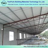 Estructura de acero del almacén rápido de la instalación 2016