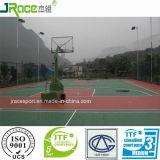 [مولتي-بوربوس] [فوتسل] محكمة أرضية لأنّ كرة سلّة رياضة سطح