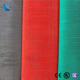 A esteira plástica das esteiras Z do tapete S do PVC é usada principalmente no barramento, na oficina da produção e no aeroporto etc.