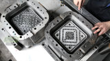 Ungar 기계를 만드는 처분할 수 있는 알루미늄 호일 콘테이너