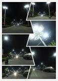 en luces de calle al aire libre de la venta 80W-120W LED con las virutas del CREE y el programa piloto de Meanwell