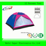 12 Personen 180t Polyester Camping Tent
