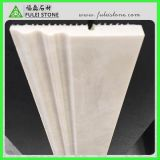 Beige eccellente Marble Tile con Good Polished