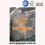 Dos de papier triple de gris des prix bon marché pour la fabrication de cartons du cadeau