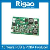 Conjunto da Dobro-Camada PCBA do controle da função com peças
