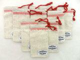Kundenspezifische Baumwolldrawstring-Sonnenbrille-Tasche