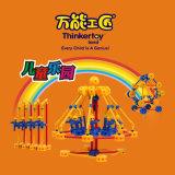 Thinkertoyランド科学構築ブロック教育玩具パークシリーズアミューズメントパーク
