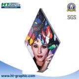 가벼운 상자를 점화하는 특별한 다이아몬드 모양 LED