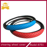 Bom material e tampa de roda colorida da direção