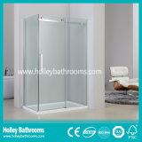Chambre imperméable à l'eau en aluminium de douche de barre de matériel d'acier inoxydable (SE717K)