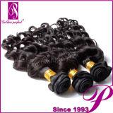 Remy Hair Grade 7A、100%年のVirgin Hair Extension Malaysian