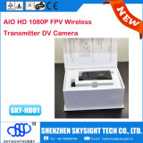 Sky-HD01 Aio 5.8g 400MW 32CH Fpv Transmitter HD 1080P Fpv Camera per RC Helicopter