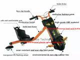 Un mini motorino X-Pieghevole elettrico delle tre rotelle