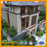 Het Model van de villa/het Model van het Landgoed van het Land/het Model van het Buitenhuis/het Model van Onroerende goederen/De Modellen van het Model/van de Aanpassing van de Bouw