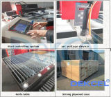 Laser Cutting Machine di CNC Plasma Potable Hypertherm 105A Metal Sheet 30mm