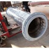 Carbon Injection Flexible Keramik ausgekleidet Schlauch für Stahl Metallurgie und Power Plant