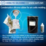 Rtv-2 het Rubber van het silicone voor het Vormen