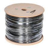 Câble de cuivre UTP Cat5e extérieur