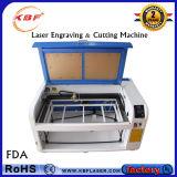 CO2 80W 6040 Laser-Ausschnitt-Maschine für hölzernes ledernes Papieracryl