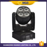 8PCS 15W Doppia due laterali a LED Mini Moving Head
