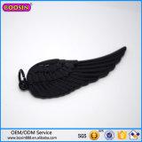 Charme van de Vogels van het Ontwerp van de douane de Hoogste Zwarte Dierlijke