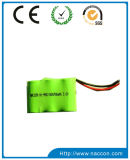 OEM Battery Pack di NiMH Battery 3.6V 700mAh 2/3AA