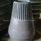 Manto idraulico della parte del frantoio del cono