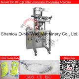 Máquina de embalagem vertical automática de sal lateral da selagem três