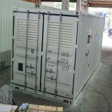 Gerador padrão 20FT do recipiente 40FT e 40FT Hc com o gerador do sistema e do sistema de controlo do fornecimento de combustível do sistema refrigerando