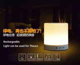 Touch Control Night Light (ID6006)를 가진 휴대용 Digital Bluetooth Speaker