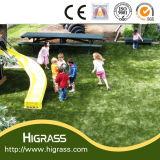 Não-Desvanecimento ajardinando a grama artificial