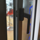 Do frame de alumínio térmico revestido do perfil da ruptura do pó da alta qualidade porta deslizante Kz164