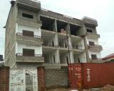 Edificio de la subida de la construcción prefabricada de la estructura de acero de cinco suelos alto