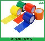 Surtidor de la cinta del embalaje del color BOPP