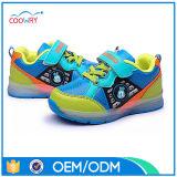 الصين [برثبل] جديات [رونّينغ شو] وحيدة انبطاحا, [لد] إنارة فوق حذاء رياضة