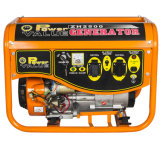 Leistung Value Easy Electric Anfang mit Battery 1.1kVA Gasoline Generator mit CER