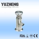 Constructeur de soupape témoin d'acier inoxydable de Yuzheng