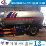 Camion di serbatoio della strada della rotella 5cbm GPL di Dongfeng 6