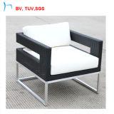 Ensemble en osier extérieur de sofa de rotin de meubles de vente H-Chaude