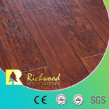 Revestimento de madeira laminado estratificação do carvalho do parquet do bordo 12.3mm E1 AC4 do vinil