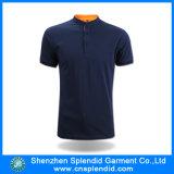 Constructeur 100% neuf de T-shirt de polo de coton de modèle en Chine