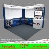 Модульные портативные разносторонние алюминиевые индикации систем выставки