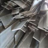 De Vlakke Staaf van het roestvrij staal (304 304L 316 316L 201 430)