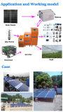 Terminar fora do sistema solar Home da grade 5kw/5000W com apoio de bateria solar