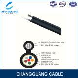 Cuadro 8 cable óptico de Gyxtc8s de fibra de la base de la fuente 6
